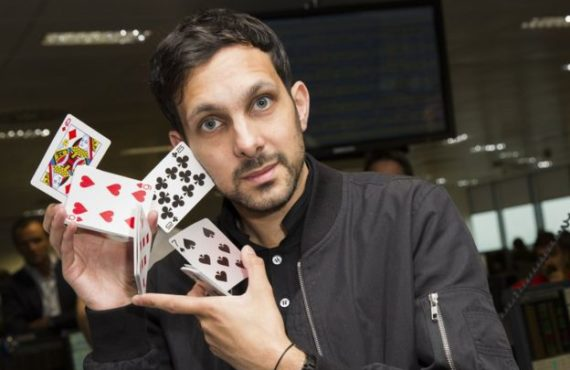 British magician tests positive for COVID-19