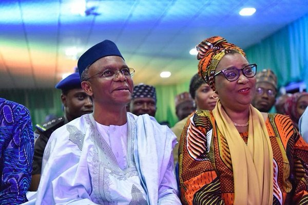 Never should sexual abuse be used as ammunition, el-Rufai's wife tells son