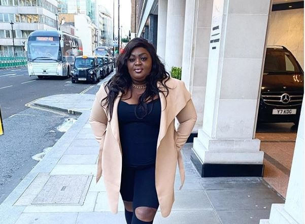 Eniola Badmus: Somehow, I've been enjoining the lockdown