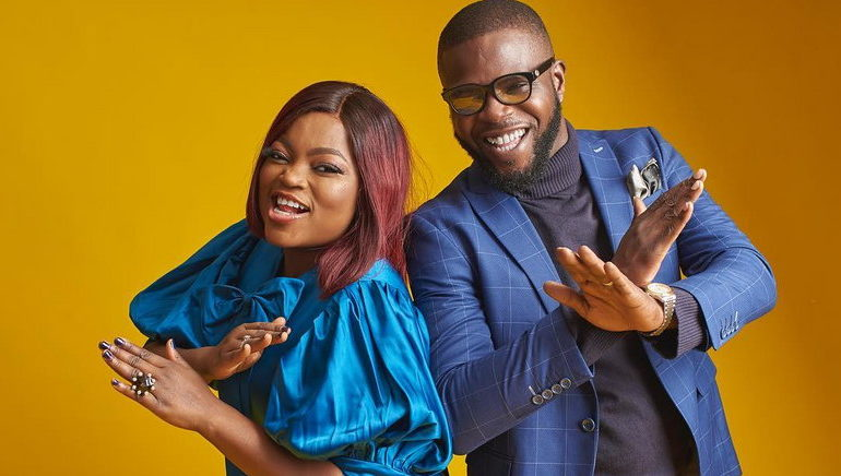 Police arrest Funke Akindele for defying COVID-19 lockdown order class=