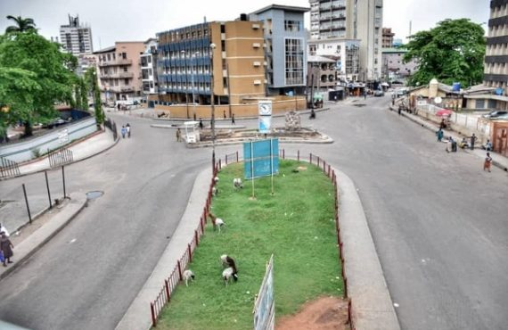 curfew Lagos lockdown: Is it positive for our environment?