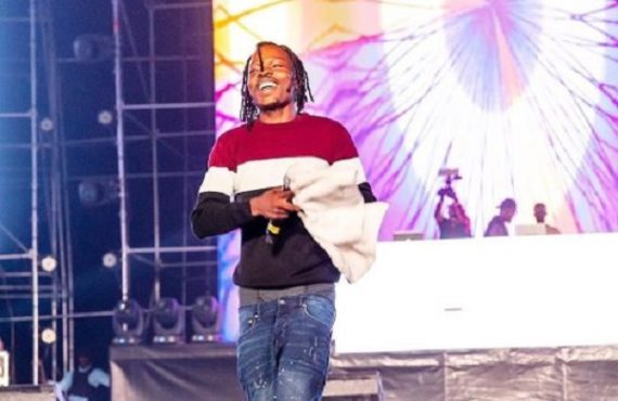 Naira Marley pledges to shoot COVID-19 visuals for Lagos