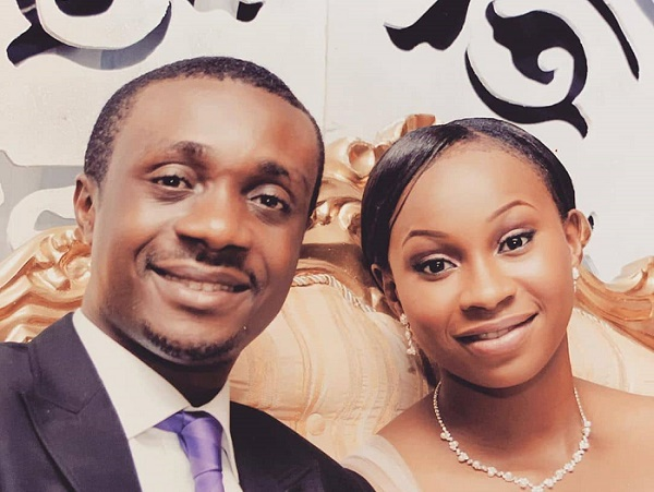 'She married me when I had nothing' -- Nathaniel Bassey, wife celebrate 7th wedding anniversary