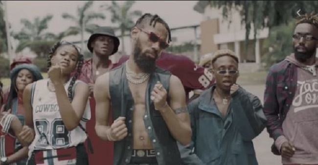 WATCH: Phyno talks street life, brotherhood in 'Oso Ga Eme' visuals