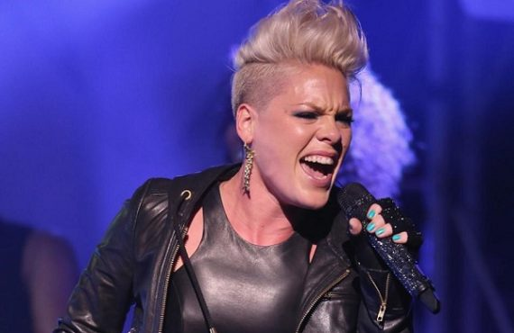 'I'm now thankfully negative' — Pink donates $1m to fight…