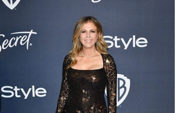 Rita Wilson says she had 'extreme side effects' from chloroquine during COVID-19 treatment