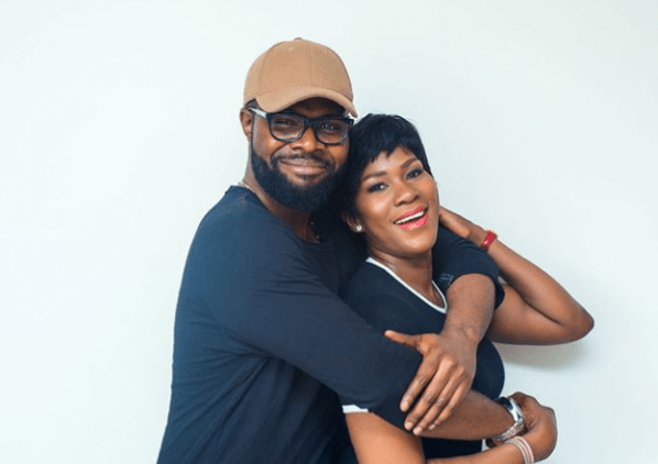 Stephanie Linus celebrates 8th wedding anniversary with husband