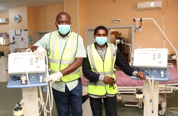 COVID-19: Atiku hails engineers who fixed faulty ventilators at JUTH…
