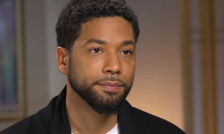 Jussie Smollett 'had sexual relationship with attacker' before hoax crime
