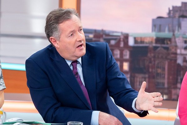 Piers Morgan says Trump unfollowed him on Twitter after coronavirus criticism