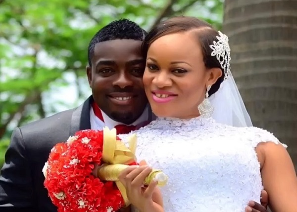 'We still act like honeymooners' -- Uche Nnanna, husband mark 6th wedding anniversary