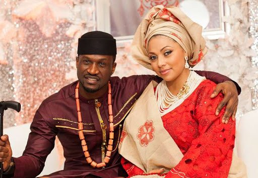 Peter Okoye trends as Nigerians liken his marriage to Prince…