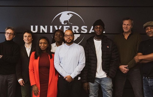 Burna Boy's breakout label partners UMG to develop African talents