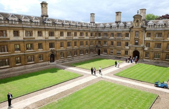 COVID-19: Cambridge University moves all lectures online until 2021