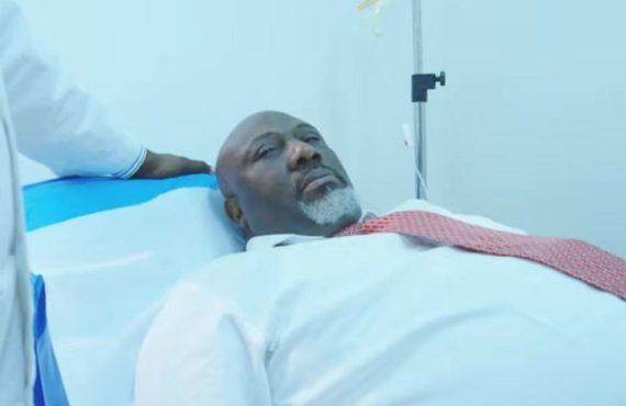 WATCH: Melaye stars as kidney patient in 'The Bean Shaped Superhero' trailer
