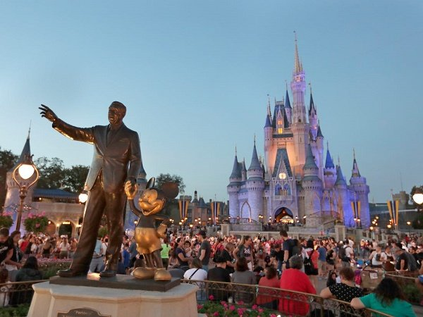 COVID-19: Disney World set to reopen in July