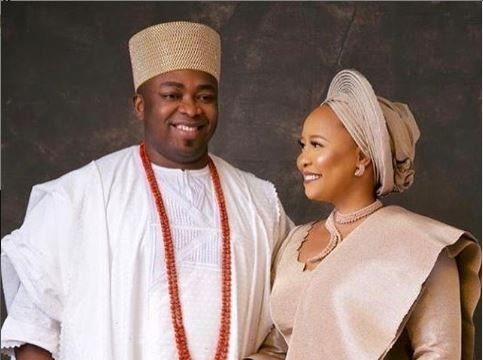 Elegushi celebrates first wedding anniversary with second wife