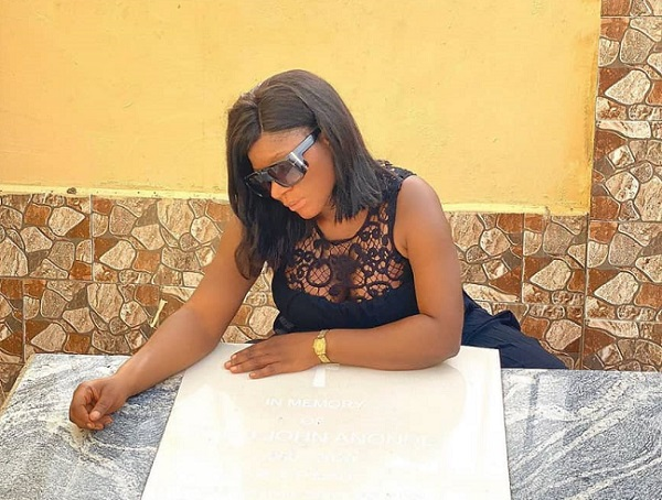 I'll give my father proper burial after COVID-19, says Nollywood's Destiny Etiko