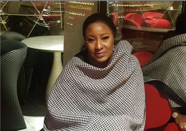 Ireti Doyle: How I landed my first lead role in Nollywood