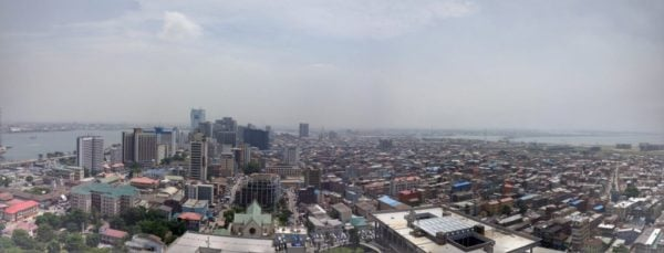 Lagos from another angle