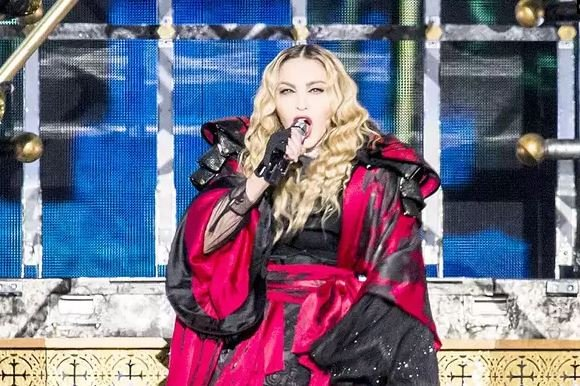 Madonna confirms she contracted COVID-19 while touring