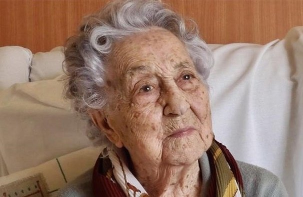 Maria Branyas, 'Spain's oldest woman', beats COVID-19 at 113