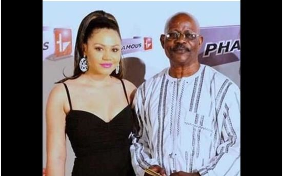 'You don't try to create confusion between families' -- Nadia Buari's dad tackles journalist