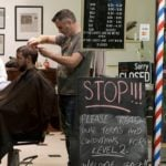 Midnight queues as New Zealand barbers reopen after 3 days without new COVID-19 cases