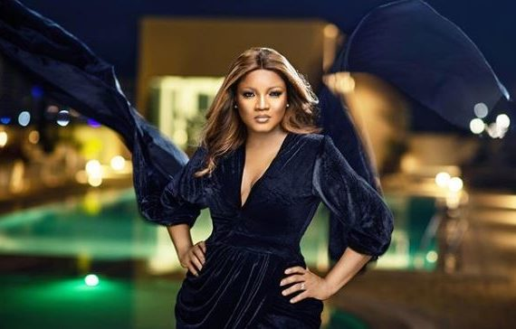 Omotola celebrates 25 years in entertainment industry