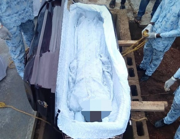 PHOTOS: Pa Kasumu buried in Lagos — two months after death