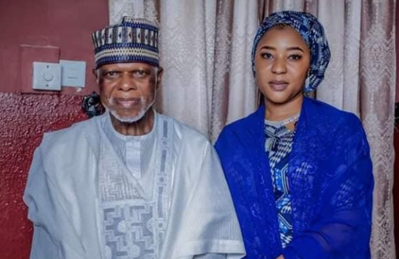 PHOTOS: Hameed Ali, customs CG, marries new wife