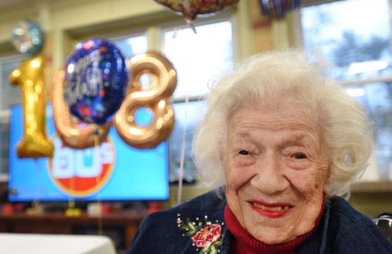 108-year-old American woman survives COVID-19
