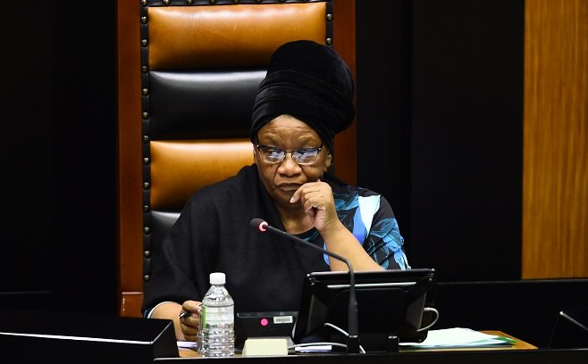 EXTRA: Drama as S'Africa parliament's Zoom meeting is hacked with pornography