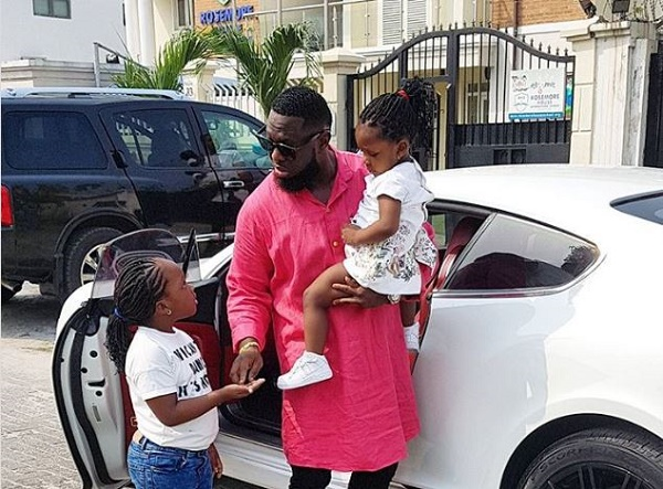Timaya celebrates first daughter on 8th birthday