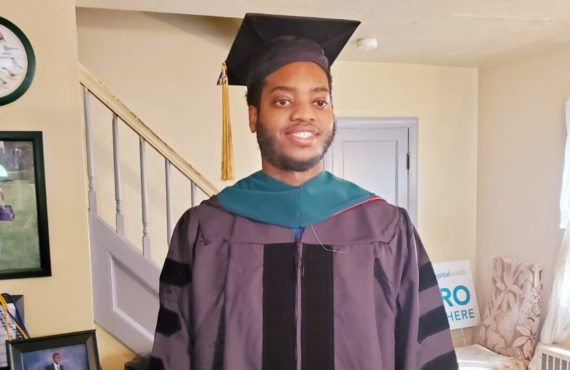 SPOTLIGHT: Meet Austin Ikpeama, US-based Nigerian, who bagged PhD at…