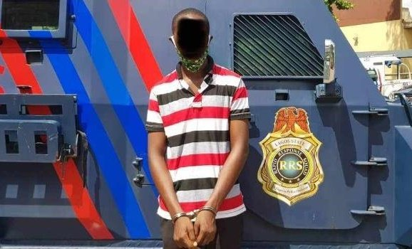 Teenager who threatened to release Salawa Abeni's nude photos arrested