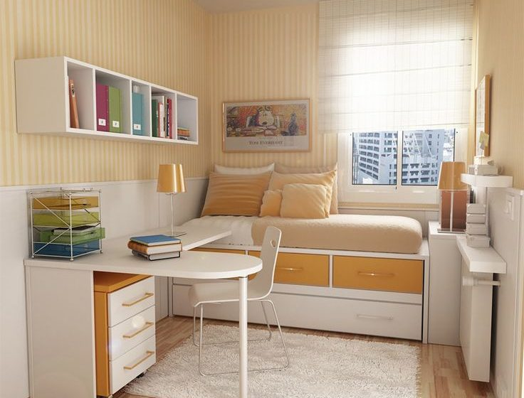 How to revamp your small bedroom
