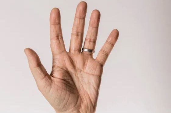 Men with longer ring fingers are at lower risk of…
