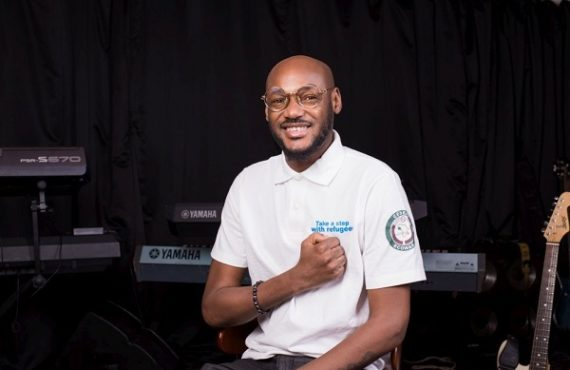 2Baba appointed UNHCR regional goodwill ambassador