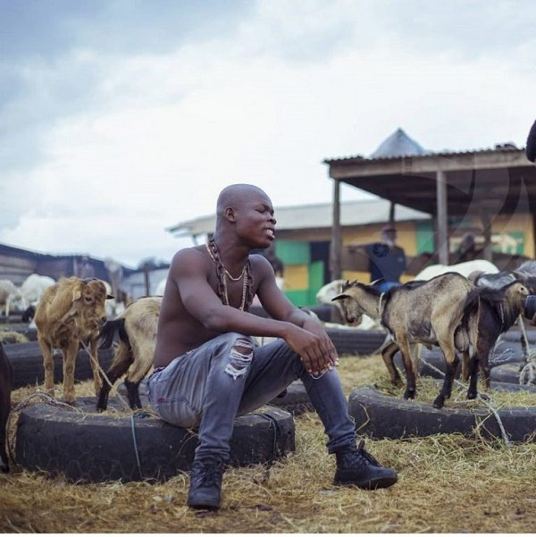 AY Poyoo became an internet sensation for his hit song Goat.