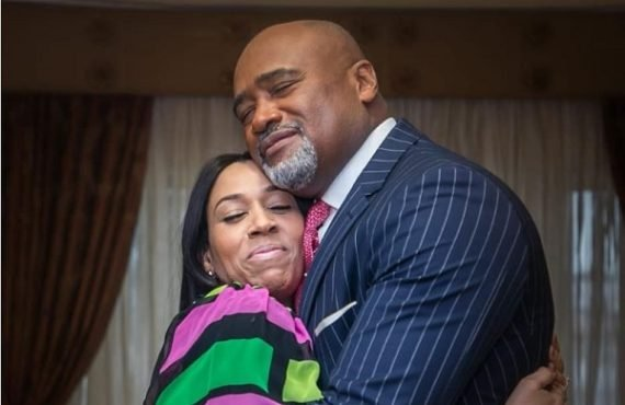 'You've brought me enduring love' — Adefarasin, wife celebrate 25th…