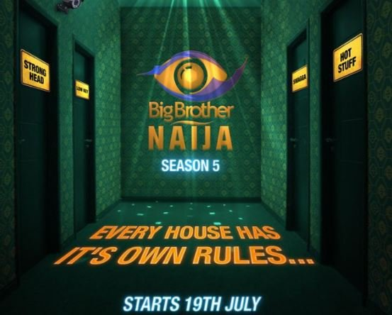 BBNaija season five starts July 19
