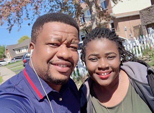 Browny Igboegwu, wife welcome first child after 10 years of marriage