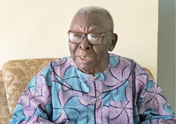 Chimamanda loses father at 88