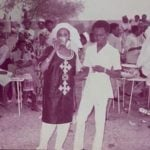 'My then boyfriend and I' -- el-Rufai, wife share throwback photo