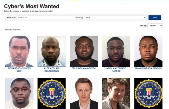 'Why is your focus on 6 Nigerians out of 79 wanted criminals?' — Reactions trail FBI's request
