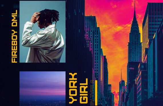 DOWNLOAD: Fireboy drops 'New York City Girl'