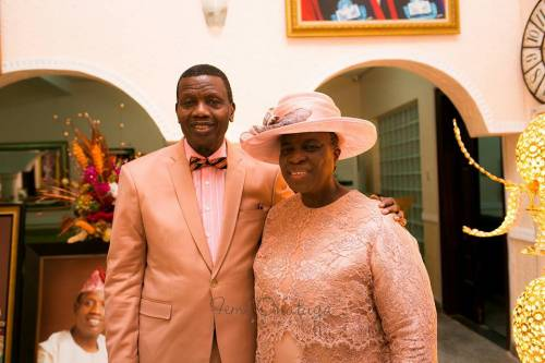TRENDING VIDEO: I'll kill anyone who messes with my wife, says Adeboye
