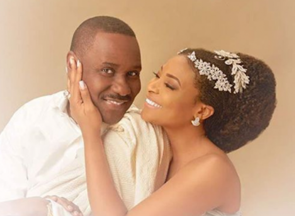 VIDEO: 'Always so hard to say goodbye' ⁠— Ibidun Ighodalo's last words to her husband