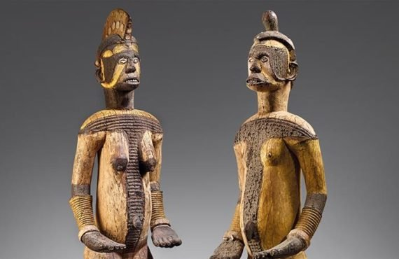British auctioner sells Igbo statues 'stolen during Nigerian civil war'…